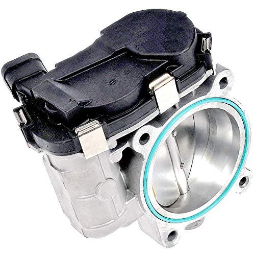 APDTY 112734 Throttle Body Valve Actuator Fits Select Buick Lucerne Terraza Chevrolet Equinox Impala Malibu Monte Carlo Uplander Pontiac G6 Montana Torrent Saturn Aura Relay Vue (217-3108, 12609500)