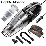 Car Vacuum Cleaner High Power LIBERRWAY DC 12v Portable Handheld Wet...
