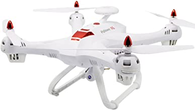 AOLUNO Update Upgraded X183 Drone with 1080P Camera Live Video and Double GPS Return Home,A Key to Return GPS Automa