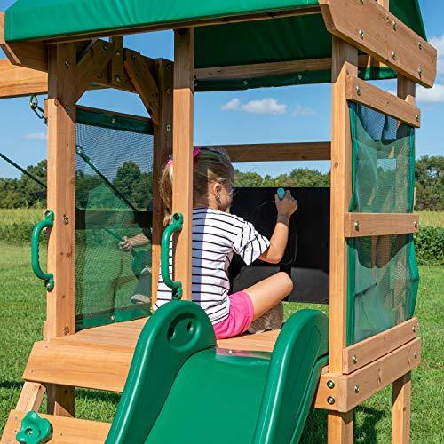 Stielplatzgerät Discovery Spielturm Buckley Hill - 7