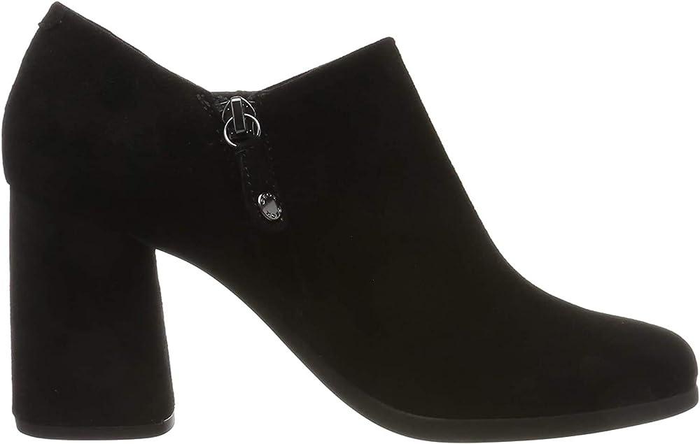 Geox d calinda high c, scarpe con tacco donna D94EGC00021