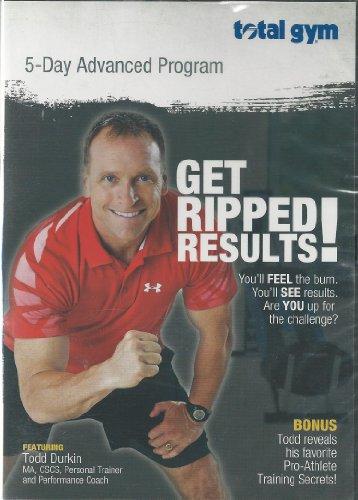 Total Gym 5-Day Advanced Program