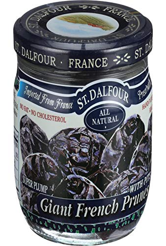 St. Dalfour Giant French Prunes With Pits -- 7 Oz