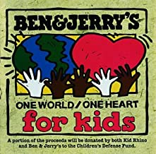 Ben & Jerry's: One World One Heart for Kids