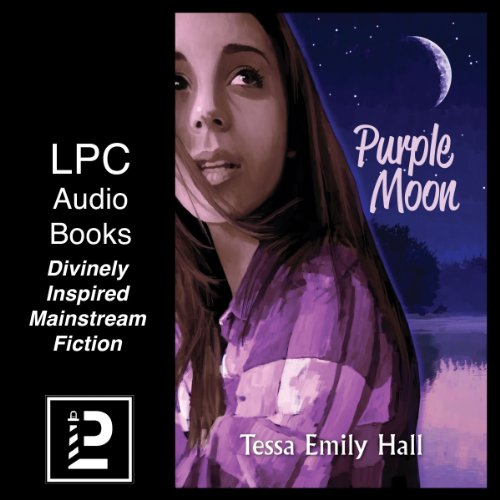 Purple Moon audiobook cover art