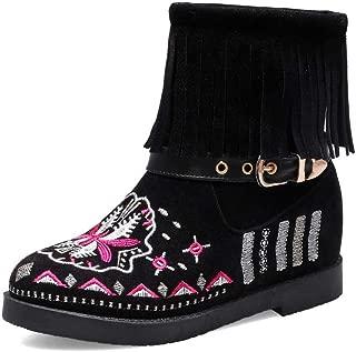 BalaMasa Womens ABS14036 Pu Boots