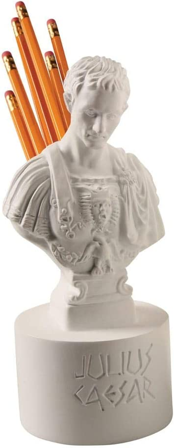 This Awesome Ides of March Pencil Holder