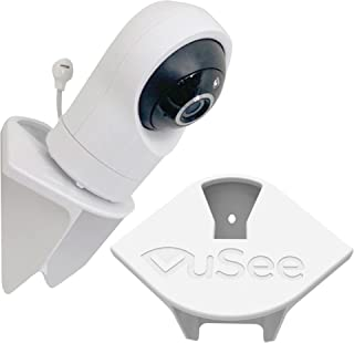 VuSee Anywhere | Universal Baby Monitor Shelf | Universal Mount | Compatible with Most Baby Monitors | Safe Cord Managemen...