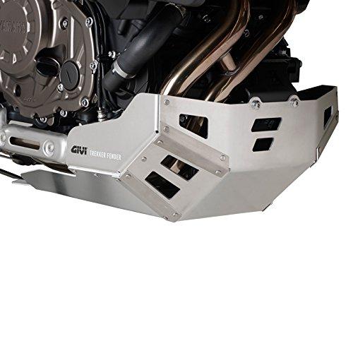 Protezione paracoppa motore Givi Yamaha XT 1200 Z Super Tenere 10-17 argento