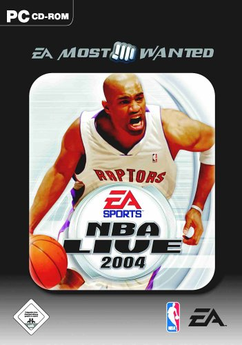 EA - NBA Live 2004