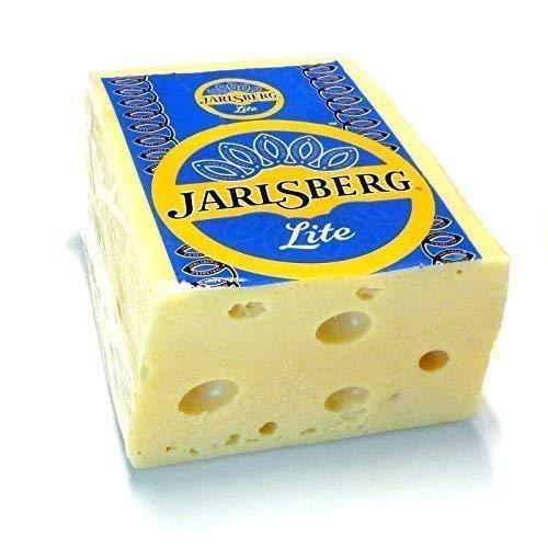 queso bajo en grasa Jarlsberg lite 500g 30 % F i Tr 16 % grasa absoluto de Noruega queso partido