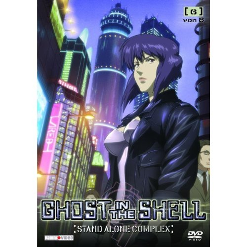 Ghost in the Shell - Stand Alone Complex Vol. 6