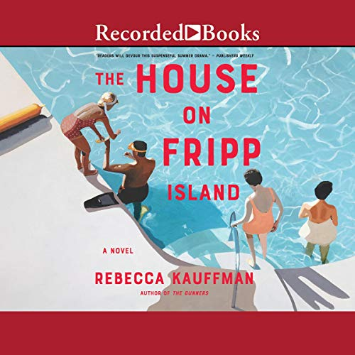 The House on Fripp Island audiobook cover art