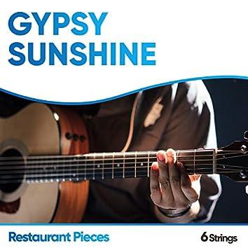 Gypsy Sunshine Restaurant Pieces