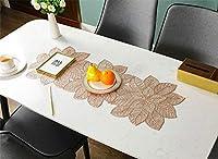 UNITRIP テーブルランナー テーブルセンター テーブル マット テーブルシート テーブルクロス テーブル装飾 北欧 撥水 防汚 断熱 おしゃれ
