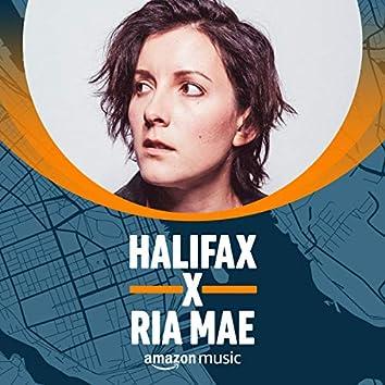 Halifax x Ria Mae
