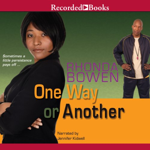 One Way or Another audiobook cover art