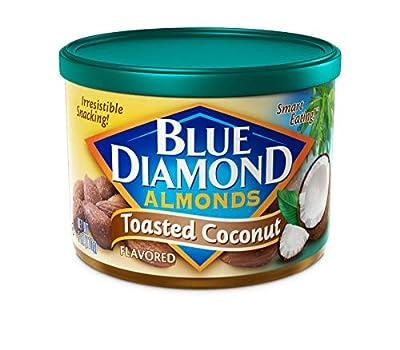 Blue Diamond Almonds, Toasted Coconut
