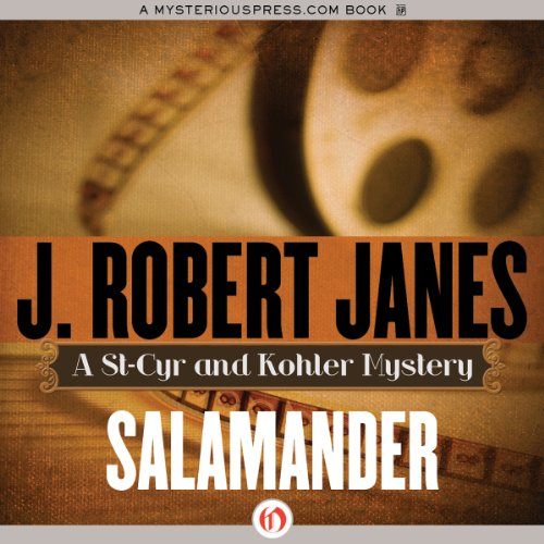 Salamander     A St-Cyr and Kohler Mystery, Book 5              By:                                                                                                                                 J. Robert Janes                               Narrated by:                                                                                                                                 Jean Brassard                      Length: 11 hrs and 21 mins     3 ratings     Overall 4.7