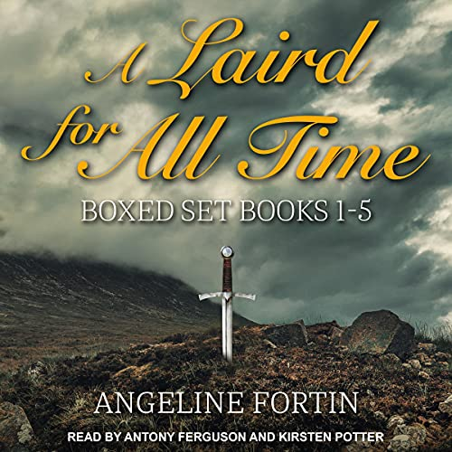 A Laird for All Time Boxed Set Titelbild