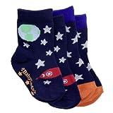 BabyLegs Launch - Calcetines de bebé (algodón, 2 pares) ne