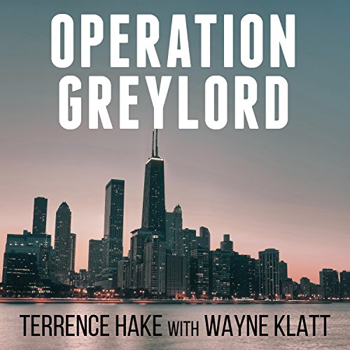 Operation Greylord audiobook cover art