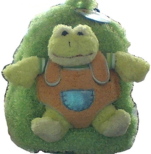 PECO Pecoware Best Buddy Green Frog Backpack with Removable Wheels