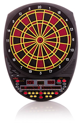 Arachnid Inter-Active 3000 Recreational 13' Electronic Dartboard Features 27...