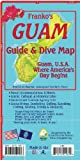 Guam Map & Dive Guide Franko Maps Waterproof Map by Franko Maps Ltd. (2011-01-01)
