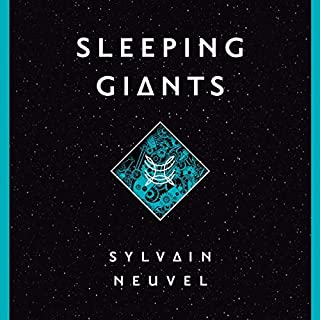 Sleeping Giants                   Written by:                                                                                                                                 Sylvain Neuvel                               Narrated by:                                                                                                                                 full cast                      Length: 8 hrs and 28 mins     111 ratings     Overall 4.5