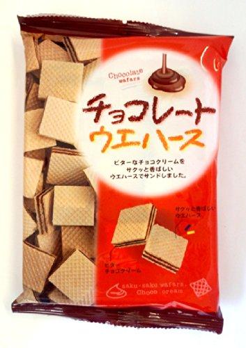 三浦製菓 チョコレートウエハース 30枚×12袋 [3276]