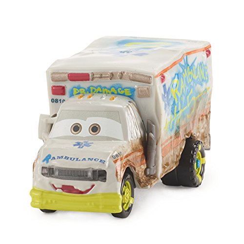 Mattel Disney Cars DXV93 - Disney Cars 3 Die-Cast Deluxe Dr. Damage