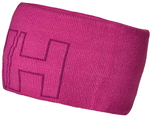 Helly Hansen Heren Outline Hoofdband Winter Hoed, Dragon Fruit, One Size
