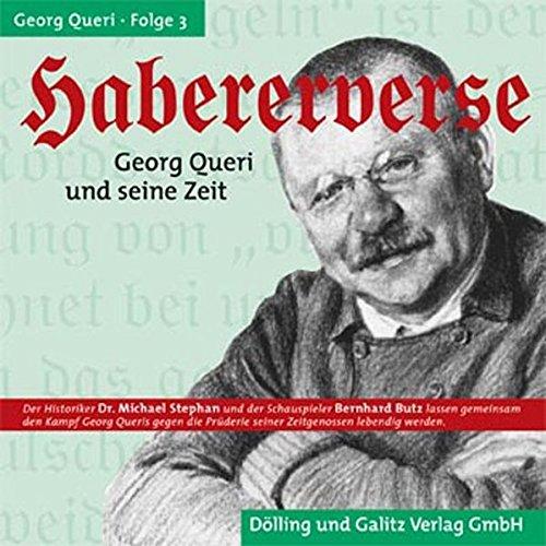 Haberfeldtreiben. Aus Georg Queri: 'Bauernerotik und Bauernfehme in Oberbayern'. Georg Queri und seine Zeit, Folge 3