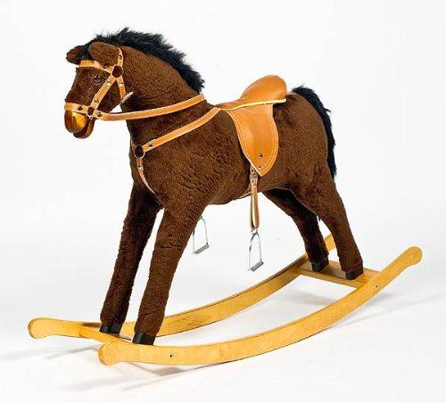 MJmark Handmade Rocking Horse Titan 2 from