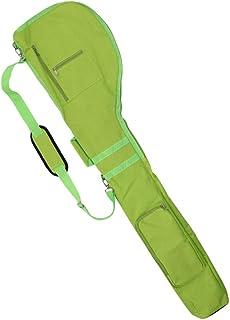 SM SunniMix 耐水 ゴルフバッグ ゴルフクラブケース キャディーバッグ ポケット付き 耐摩耗性