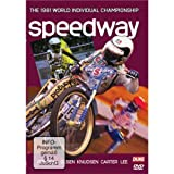 The 1981 World Individual Championship Speedway [Import anglais]