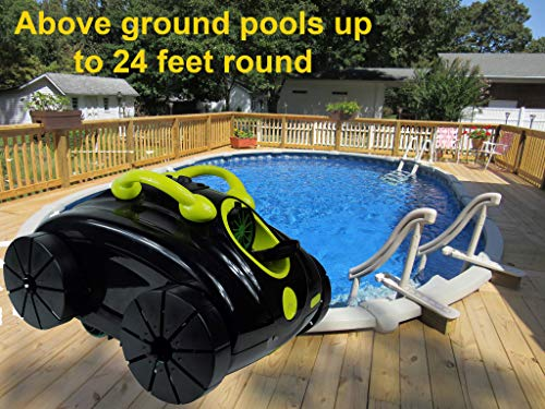 Why Should You Buy Autobot waterjet Robotic Cleaner for Above Ground or Other Flat Bottom Pools