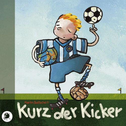 Kurz der Kicker cover art