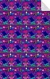 Trolls 'Poppy Presents' Sherpa Blanket 62' x 90' Oversized Throw Large Purple