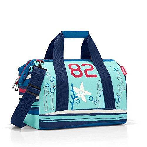Reisenthel allrounder M special edition aquarius Tote da palestra, 40 cm, 18 liters, Multicolore (Aquarius)