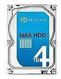Seagate ST4000VN000 - Disco Duro Interno de 4 TB, Negro