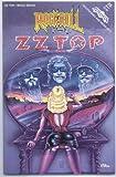 ZZ Top Rock 'N' Roll Comic, 2nd Print (Issue 25)