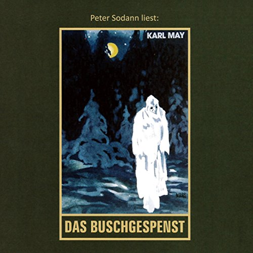 Das Buschgespenst audiobook cover art