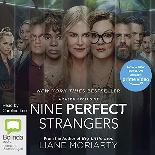 Nine Perfect Strangers cover art