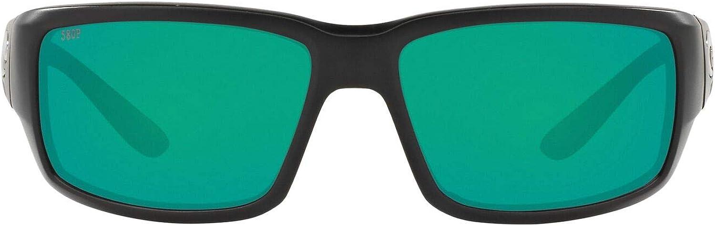 Costa Del Mar Men's Fantail 580p Rectangular Sunglasses