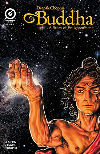 BUDDHA ISSUE 6 (A STORY OF ENLIGHTENMENT)