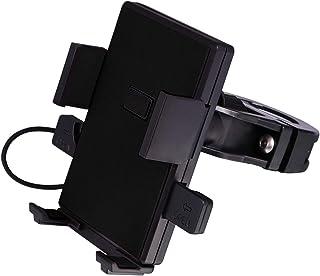 Suporte de telefone para guidão de bicicleta BESPORTBLE de aço inoxidável para motocicleta para uso em navegação, equitaçã...