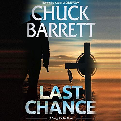 Last Chance audiobook cover art