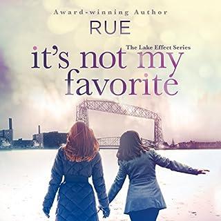 It's Not My Favorite audiobook cover art